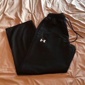 Under Armour Sweat pants. Size Small.
